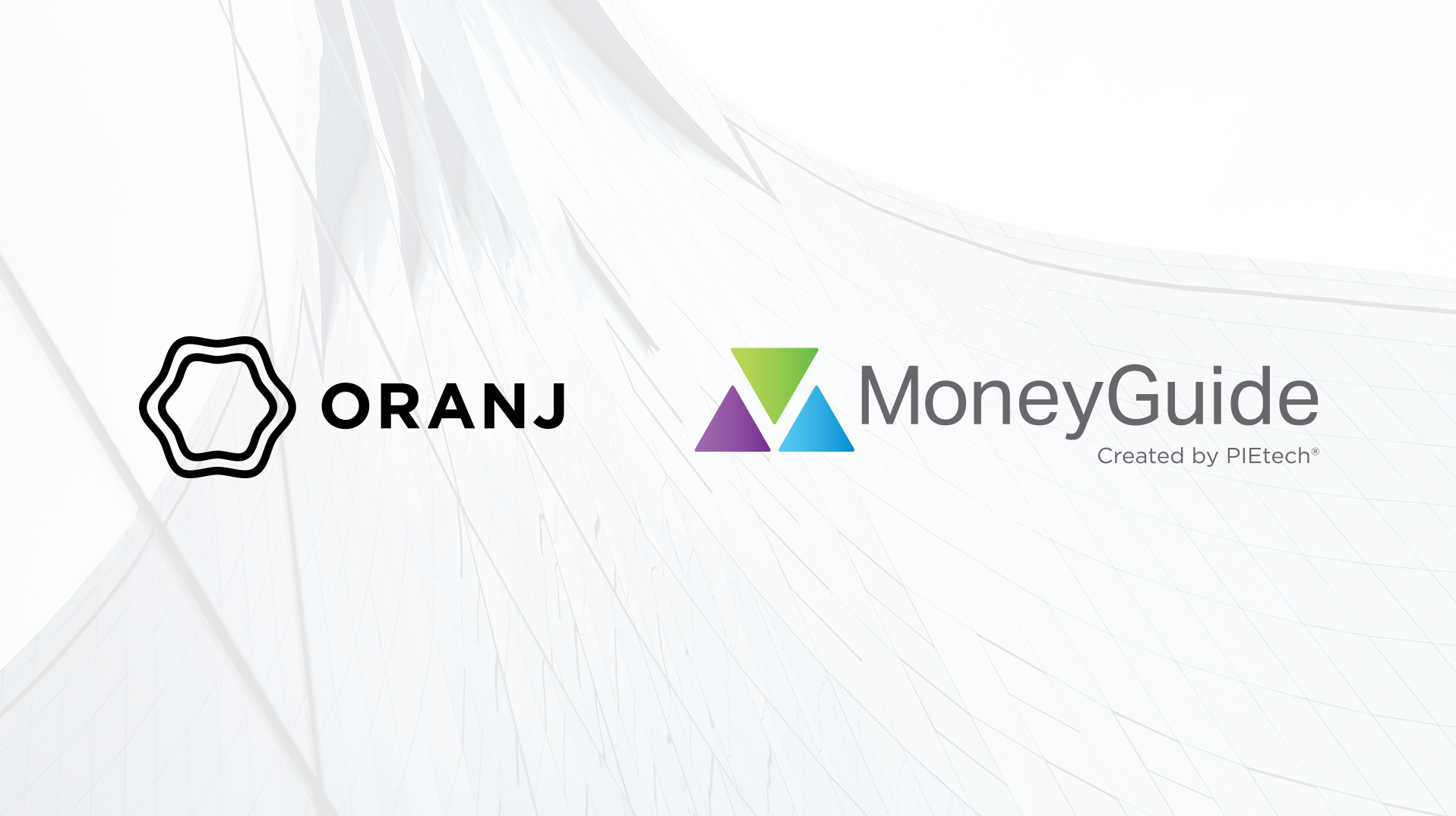 Oranj Announces New Integration with MoneyGuide